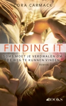 Cora Carmack , Finding it