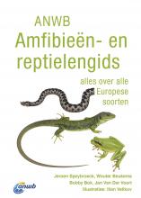 Jeroen  Speybroeck, Wouter  Beukema ANWB Amfibieën- en reptielengids
