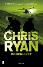 Chris  Ryan Dodenlijst