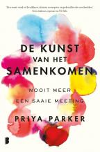 P. Parker, De kunst van het samenkomen