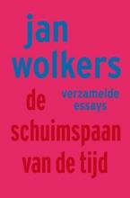 Jan  Wolkers De schuimspaan van de tijd
