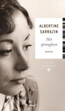 Albertine  Sarrazin Het sprongbeen