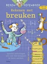 Leo  Jansen rekenoefenboek- rekenen met breuken 10-12 jaar