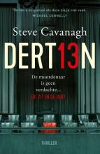 Steve  Cavanagh Dertien