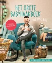 Mr. Cey , Het grote babyhaakboek