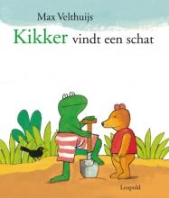 Max  Velthuijs Kikker vindt een schat