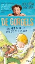 Jochem Myjer , De Gorgels en het geheim van de gletsjer USB