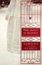 Vlugt, Simone van der Rode sneeuw in december