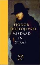 F Dostojevski , Misdaad en straf