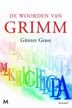 Günter  Grass De woorden van Grimm