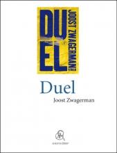 Joost  Zwagerman Duel (grote letter) - POD editie