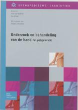 Frederik  Verstreken Onderzoek en behandeling van de hand – het polsgewricht