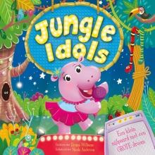 Linda Beukers Sienna Williams, Jungle Idols - prentenboek padded