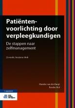Renske Mol Marieke van der Burgt, Patiëntenvoorlichting door verpleegkundigen