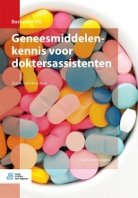 J. van Amerongen , Geneesmiddelenkennis voor doktersassistenten