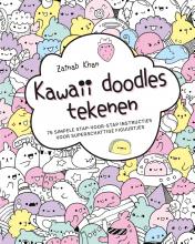 Zainab Khan , Kawaii doodles tekenen