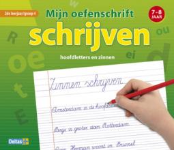 Mijn oefenschrift schrijven (7-8 j)