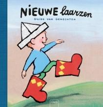 Guido Van Genechten Nieuwe laarzen