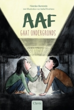 Nienke Berends , Aaf gaat ondergronds