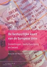 Anna van der Vleuten , De bestuurlijke kaart van de Europese Unie