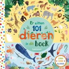 Rebecca  Jones Er zitten 101 dieren in dit boek