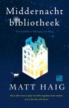 Matt Haig , Middernachtbibliotheek
