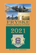 Hendrik van den Heuvel , Fryske spreukekalinder 2021