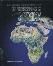 Deborah  Underwood Op verkenning in Afrika