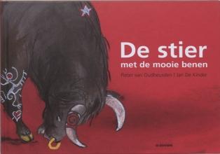 Pieter van Oudheusden De stier met de mooie benen