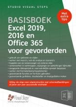 , Basisboek Excel 2019, 2016 en Office 365 voor gevorderden