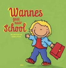 Kathleen  Amant Wannes gaat naar school