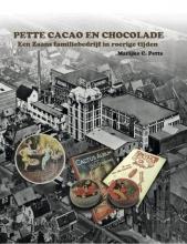 Marijke C. Pette , Pette cacao en chocolade