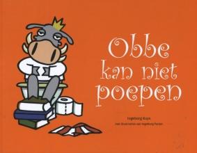 Ingeborg  Kuys Obbe kan niet poepen