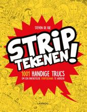 Steven  de Rie Striptekenen!