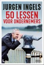 Jürgen Ingels , 50 lessen voor ondernemers