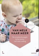 Mama Baas Fien Jansens  Nina Geuens, Van melk naar meer