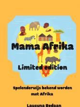 Laucyna Bodaan , Mama Afrika Limited edition