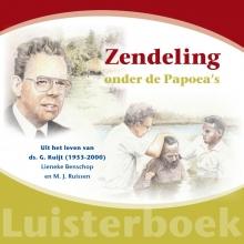 Mj Ruissen Lieneke Benschop, Zendeling onder de Papoea`s