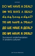 Jan Vincent Meertens , Do we have a deal?
