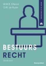 G.W. de Ruiter W.M.B. Elferink, Bestuursrecht