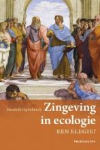 Hendrik Opdebeeck , Zingeving in ecologie