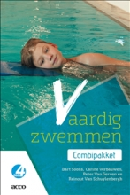 Reinout Van Schuylenbergh Bart Soons  Baan Vier  Carine Verbouwen  Peter Van Gerven, Combipakket Vaardig zwemmen