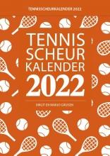Birgit Gruisen Marjo Gruisen, Tennisscheurkalender 2022