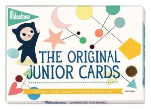 Gemma Broekhuis , Junior Milestone Cards