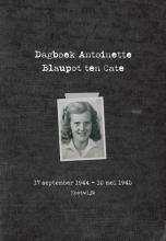 Antoinette Blaupot ten Cate , Dagboek Antoinette Blaupot ten Cate