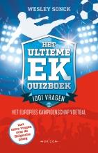 Wesley  Sonck Quizboek EK 2016