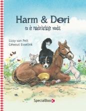 Lizzy van Pelt , Harm & Dori en de raadselachtige vondst