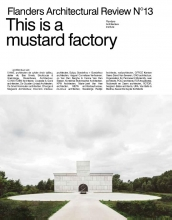 Sofie De Caigny This is a mustard factory