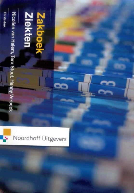 Nicolien van Halem, Tera Stuut, Henny Verbeek,Zakboek ziekten