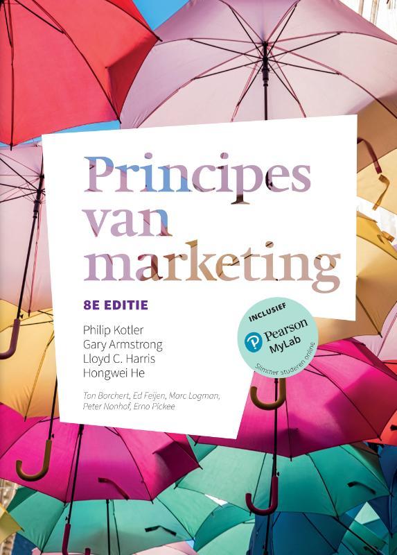 Philip Kotler, Gary Armstrong, Lloyd C. Harris, Nigel Piercy,Principes van marketing